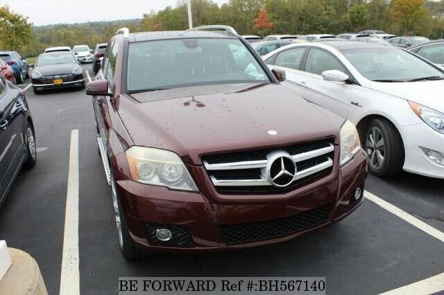 Used 2010 MERCEDES-BENZ GLK-CLASS BH567140 for Sale