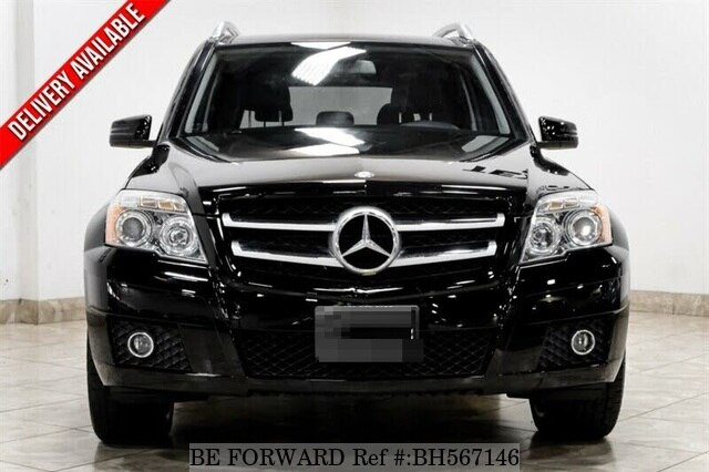 Used 2011 MERCEDES-BENZ GLK-CLASS BH567146 for Sale