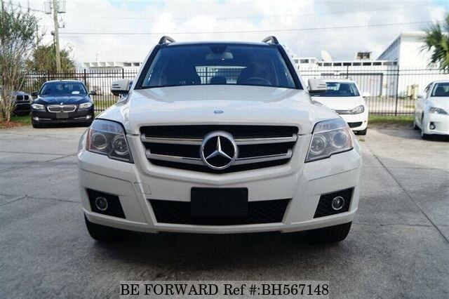Used 2012 MERCEDES-BENZ GLK-CLASS BH567148 for Sale