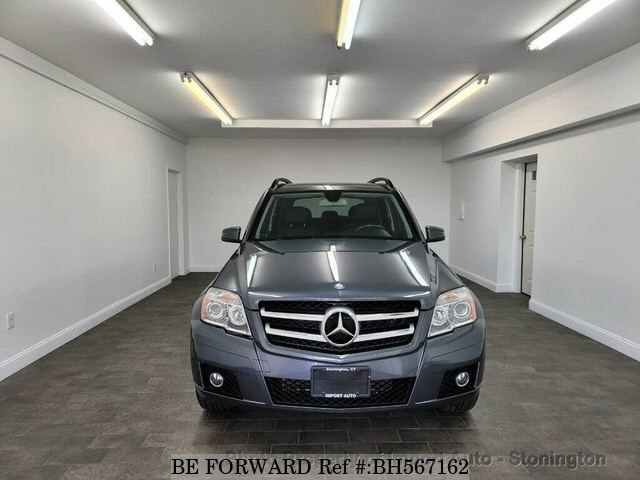 Used 2012 MERCEDES-BENZ GLK-CLASS BH567162 for Sale