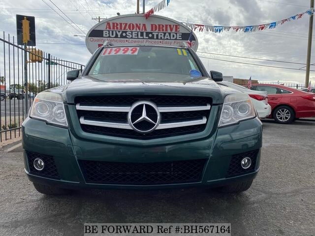 Used 2011 MERCEDES-BENZ GLK-CLASS BH567164 for Sale
