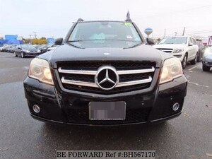 Used 2010 MERCEDES-BENZ GLK-CLASS BH567170 for Sale