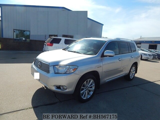 Used 2009 TOYOTA HIGHLANDER BH567175 for Sale