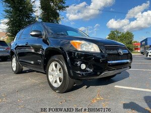 Used 2010 TOYOTA RAV4 BH567176 for Sale