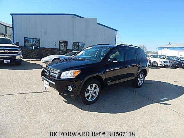 Used 2011 TOYOTA RAV4 BH567178 for Sale