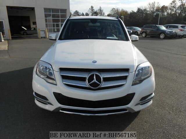 Used 2013 MERCEDES-BENZ GLK-CLASS BH567185 for Sale