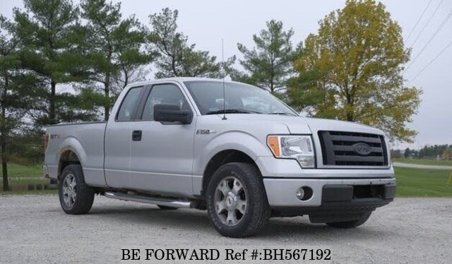 Used 2010 FORD F150 BH567192 for Sale