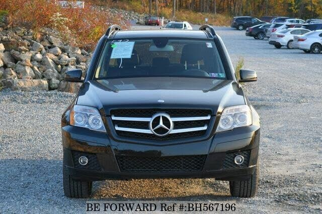 Used 2012 MERCEDES-BENZ GLK-CLASS BH567196 for Sale