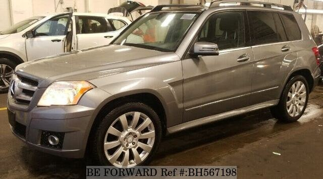 Used 2012 MERCEDES-BENZ GLK-CLASS BH567198 for Sale