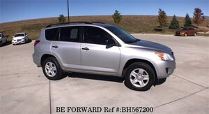 Used 2011 TOYOTA RAV4 BH567200 for Sale