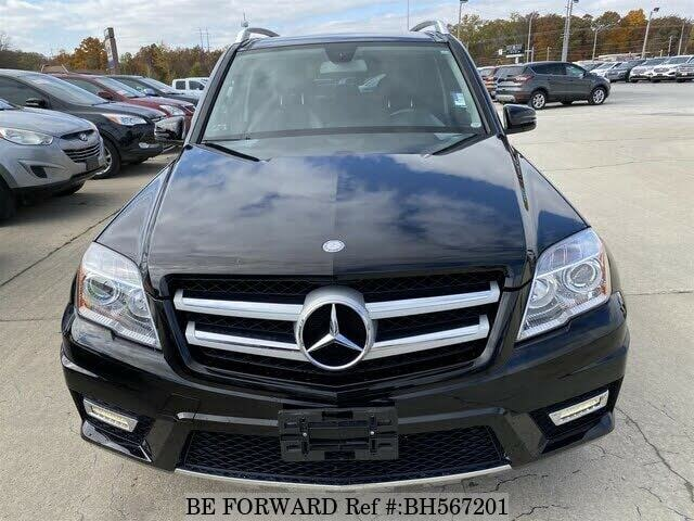Used 2011 MERCEDES-BENZ GLK-CLASS BH567201 for Sale