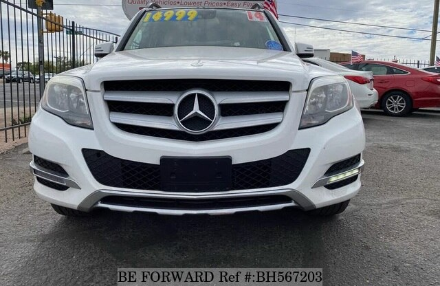 Used 2014 MERCEDES-BENZ GLK-CLASS BH567203 for Sale