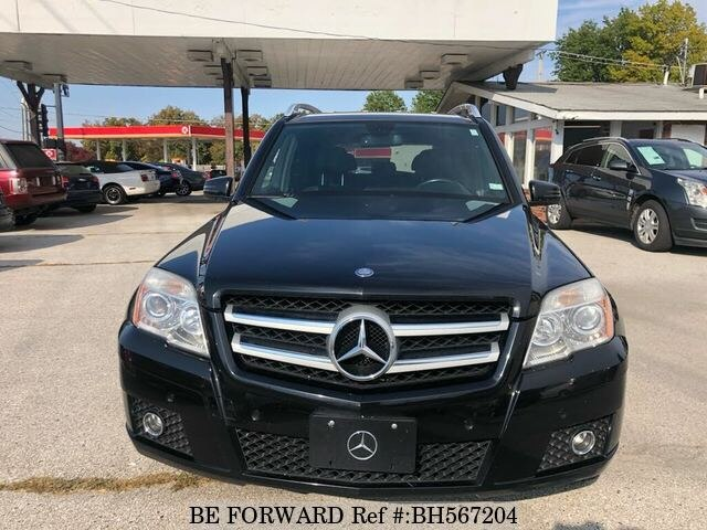 Used 2011 MERCEDES-BENZ GLK-CLASS BH567204 for Sale