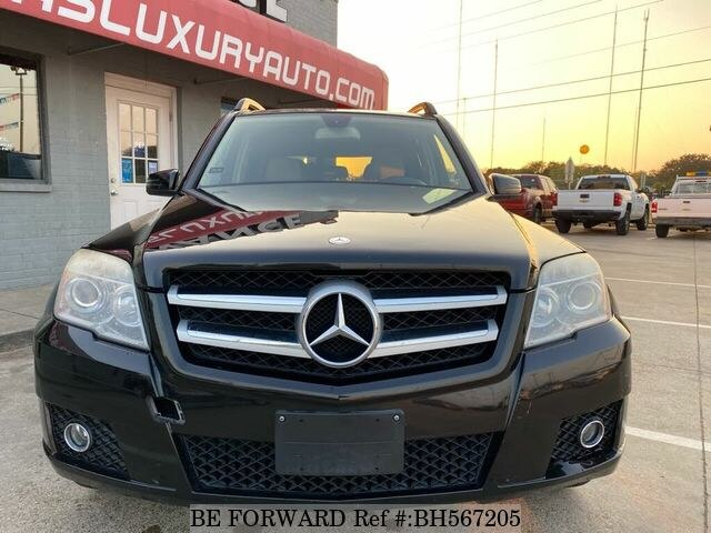 Used 2010 MERCEDES-BENZ GLK-CLASS BH567205 for Sale