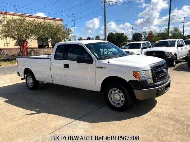 Used 2013 FORD F150 BH567208 for Sale