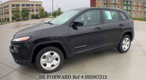 Used 2014 JEEP CHEROKEE BH567212 for Sale