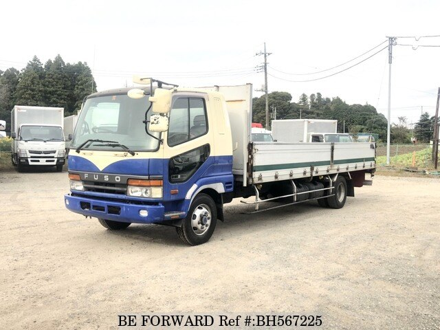 Used 1996 MITSUBISHI FIGHTER BH567225 for Sale