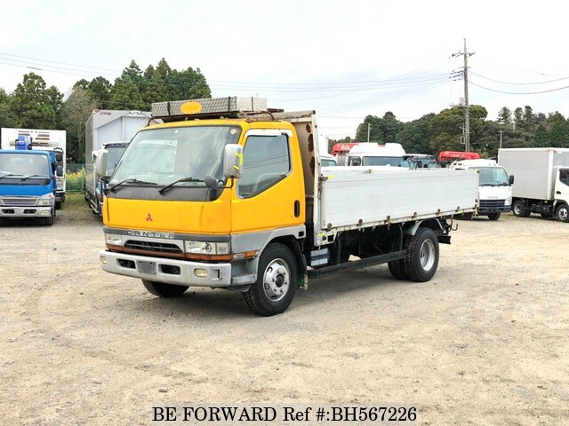 Used 1997 MITSUBISHI CANTER BH567226 for Sale