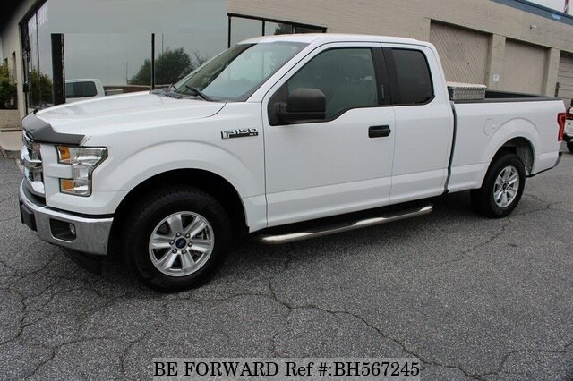 Used 2016 FORD F150 BH567245 for Sale