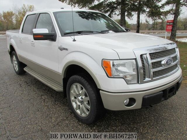 Used 2010 FORD F150 BH567257 for Sale