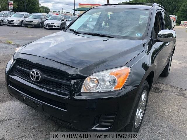 Used 2012 TOYOTA RAV4 BH567262 for Sale