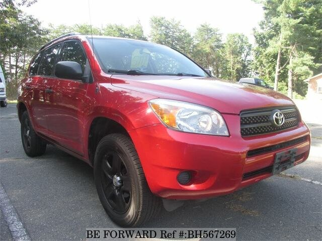 Used 2008 TOYOTA RAV4 BH567269 for Sale