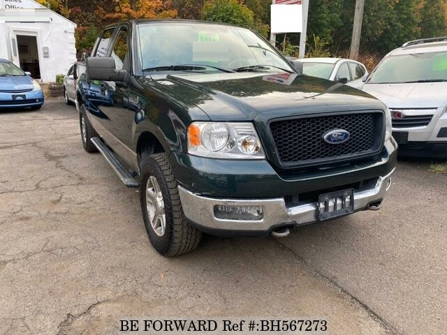 Used 2005 FORD F150 BH567273 for Sale