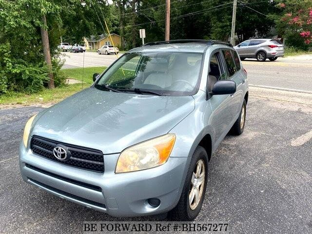 Used 2006 TOYOTA RAV4 BH567277 for Sale
