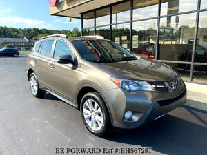 Used 2015 TOYOTA RAV4 BH567281 for Sale