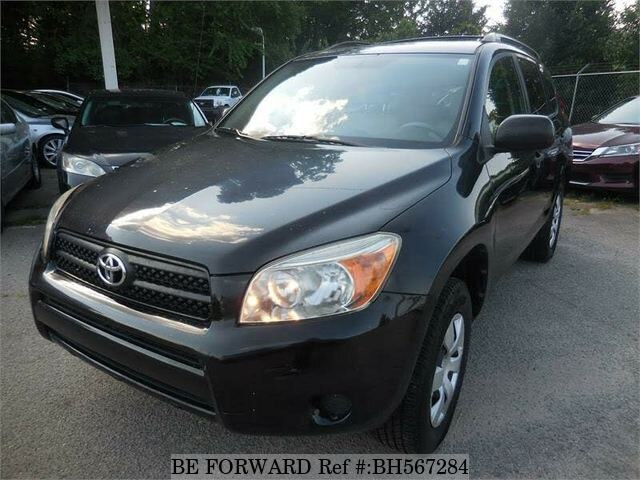 Used 2008 TOYOTA RAV4 BH567284 for Sale
