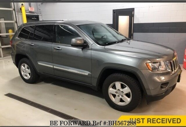 Used 2012 JEEP GRAND CHEROKEE BH567288 for Sale