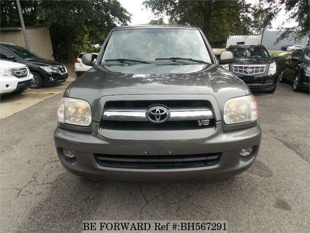 Used 2005 TOYOTA SEQUOIA BH567291 for Sale