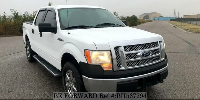 Used 2014 FORD F150 BH567294 for Sale