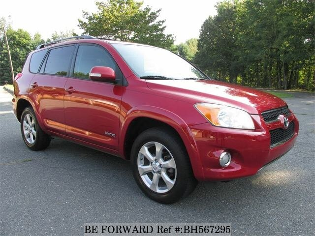 Used 2010 TOYOTA RAV4 BH567295 for Sale