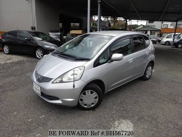 Used 2010 HONDA FIT BH567720 for Sale