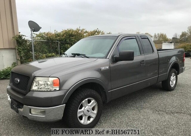 Used 2004 FORD F150 BH567751 for Sale