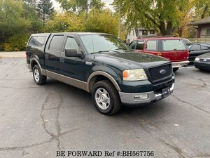 Used 2004 FORD F150 BH567756 for Sale