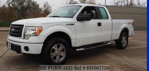 Used 2009 FORD F150 BH567758 for Sale