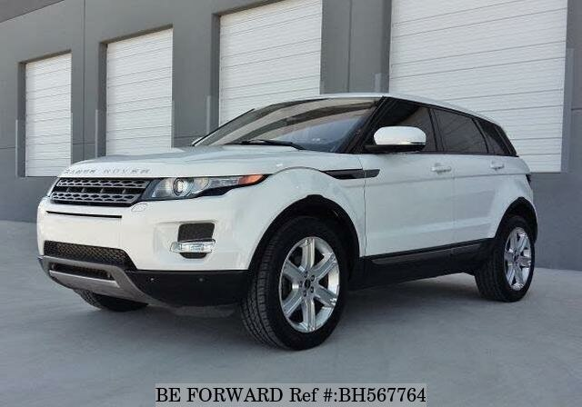 Used 2012 LAND ROVER RANGE ROVER EVOQUE BH567764 for Sale