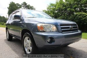 Used 2007 TOYOTA HIGHLANDER BH567765 for Sale