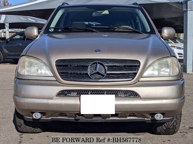 Used 2001 MERCEDES-BENZ M-CLASS BH567778 for Sale