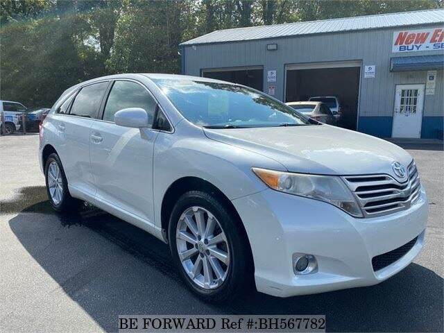 Used 2009 TOYOTA VENZA BH567782 for Sale