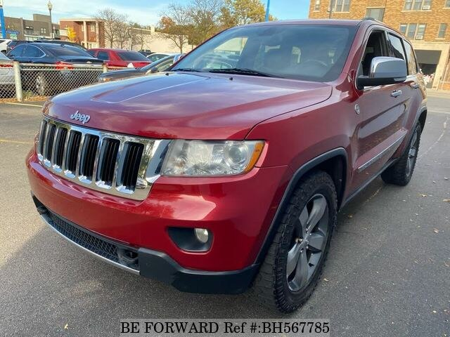 Used 2011 JEEP GRAND CHEROKEE BH567785 for Sale