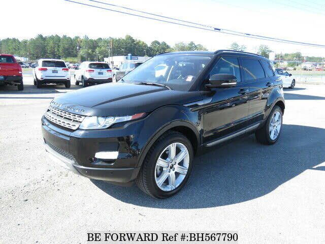 Used 2012 LAND ROVER RANGE ROVER EVOQUE BH567790 for Sale