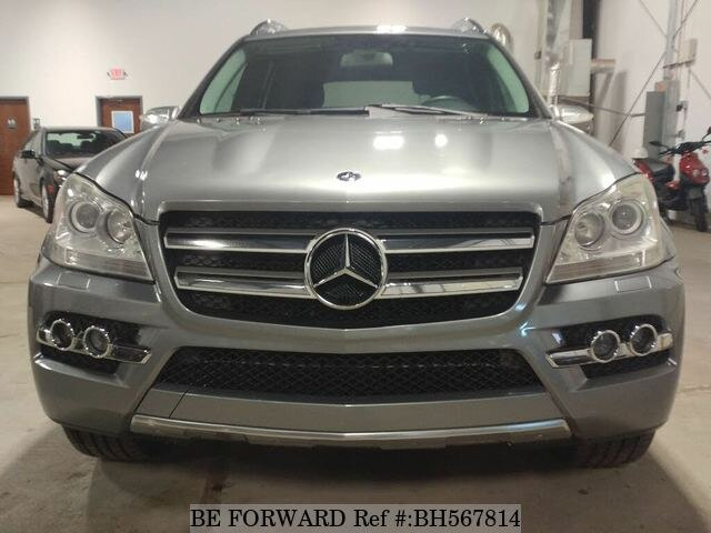Used 2010 MERCEDES-BENZ GL-CLASS BH567814 for Sale