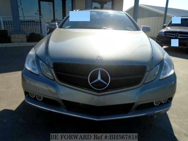Used 2010 MERCEDES-BENZ E-CLASS BH567818 for Sale
