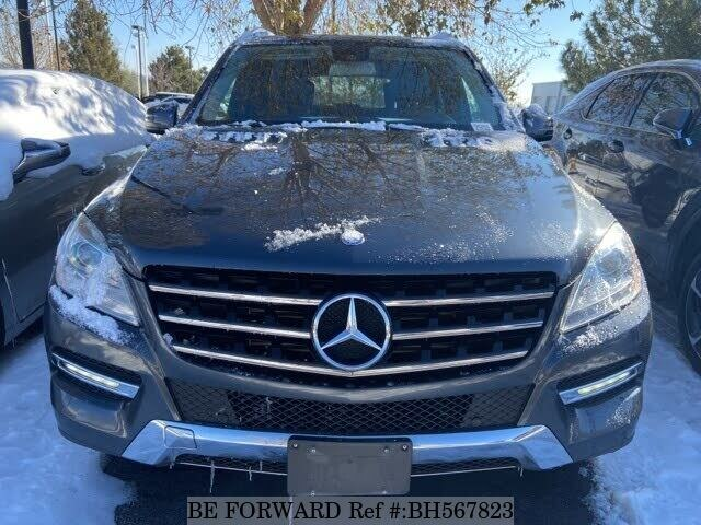 Used 2013 MERCEDES-BENZ M-CLASS BH567823 for Sale