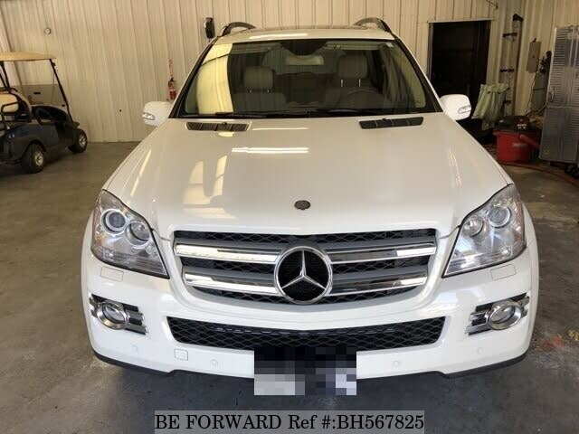 Used 2008 MERCEDES-BENZ GL-CLASS BH567825 for Sale