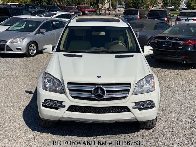 Used 2011 MERCEDES-BENZ GL-CLASS BH567830 for Sale