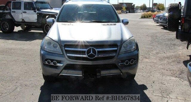 Used 2010 MERCEDES-BENZ GL-CLASS BH567834 for Sale